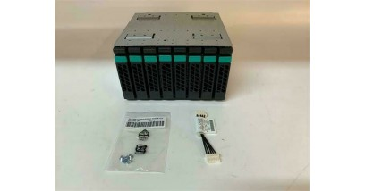 Корзина Intel A2U8X25HSDK (for R2200) 2U 8x2.5in Hot-Swap Bay Upgrade kit (metal cage, backplane, Y-cable, I2C)