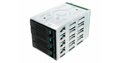 Корзина Intel AXX4DRV3GEXP (for SC5600, SC5400 - BRP/LX) 4-drive SAS/SATA backplane with expander