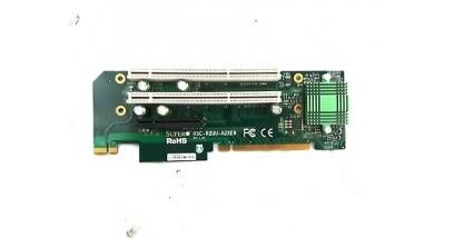 Карта расширения Supermicro RSC-R2UU-A2XE8 - Riser Card 2U, (1 PCI-E x8 & 2 PCI-X 133/100/66 MHz), Left Slot (UIO)