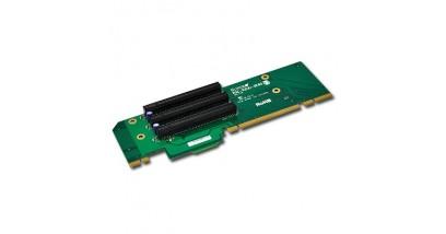 Карта расширения Supermicro RSC-R2UU-3E8G - Riser Card 2U, (3 PCI-E x8), Left Slot (UIO)