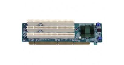 Карта расширения Supermicro CSE-RR2U-PS (2U, Plumas, 3-slot 3.3V Active PCI-X Riser Card for Intel E7501 chipset)