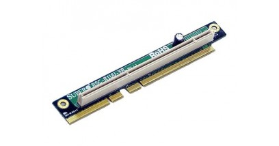 Карта расширения Supermicro RSC-R1UU-XR - Riser Card 1U, (1 PCI-X 133/100/66 MHz), Right Slot (UIO)