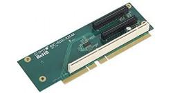 Карта расширения Supermicro RSC-R2UU-X2E4R Riser Card 2U, (PCI-X, 2 PCI-E x4 (in x8 slot)), Right Slot, for SC825U