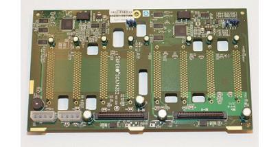 Плата объединительная Supermicro CSE-SCA-933S2 2ch SCSI Backplane SC-933 v 2.0