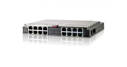 Модуль HPE 406740-B21 ProLiant cClass 1GB Ethernet Pass Thru