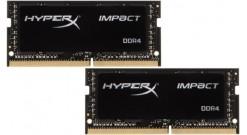 16GB Kingston DDR4 2133 SO DIMM HyperX Impact Black HX421S13IB2K2/16 Non-ECC, CL..