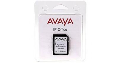 Системная карта Avaya для IP OFFICE IP500 V2 SYSTEM SD CARD A-LAW