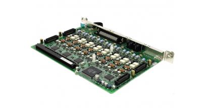 Плата 16 внешних аналоговых линий Panasonic KX-TDA0181X для TDA100/200