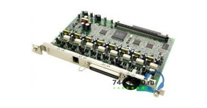 Плата Panasonic KX-TDA0170XJ (плата 8 внутр.гибридных линий,для TDA100/200) системная плата для мини АТС