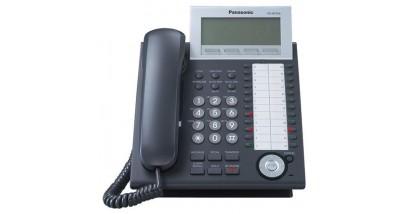 телефон IP Panasonic KX-NT346RU-B black