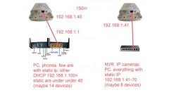 TP-LINK TL-WA5210G, 802.11b/g, высокой мощности, Passive PoE..