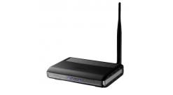 Маршрутизатор Asus ADSL DSL-N10 (ADSL2+, 4 Lan, WiFi 802.11n) 150Mbps..
