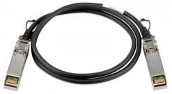 Кабель D-Link 10-GbE SFP+ 1m Direct Attach Cable (DEM-CB100S) (плохая упаковка)..