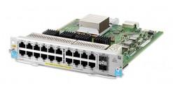 Модуль HP 24-port Gig-T v2 zl Module..