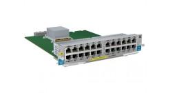Модуль HP 24-port 10/100 PoE+ v2 zl Module..