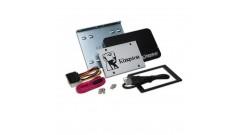 "Накопитель SSD Kingston 2.5"""" 240Gb UV400 SUV400S3B7A/240G, SATA 6Gb/s, R550 - W490 Mb/s, 90000 IOPS, 7mm, Upgrade Bundle Kit"