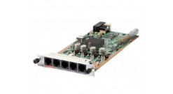 4-Port FXS and 1-Port FXO Voice Interface Card..
