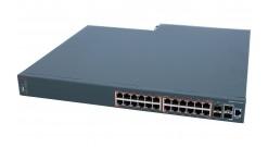 Коммутатор ERS 4826GTS-PWR+ with 24 10/100/1000 802.3at PoE+ & 2 SFP ports plus ..