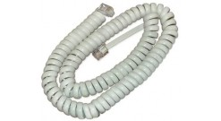 CP-HS-CORD-W= Аксессуар Spare Handset Cord for 89XX and 99XX, White..