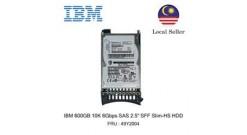"""Жесткий диск IBM AC60 600Gb 10K 2.5"""""""""""