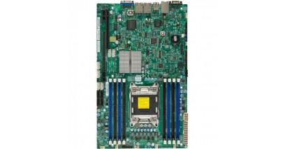 Материнская плата Supermicro MBD X9SRW-F-O;S2011 Intel; Proprietary, 8 DIMM slots 256 GB