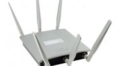 Беспроводная точка доступа D-LINK 802.11ac Wireless AC1750 Concurrent Dual Band ..