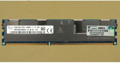 Модуль памяти HP 32GB (PC3-8500) 1066MHz ECC Reg