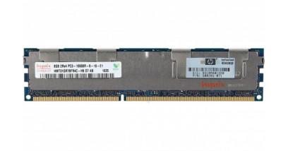 Модуль памяти HPE 8GB DDR3 2Rx4 PC3-10600R-9 Registered DIMM (BL280G6/460G6/490G6 DL160G6/320G6/360G6/370G6/380G6 ML350G6/370G6) (500662-B21)