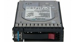 Жесткий диск HP 2TB 3G SATA 7.2K rpm LFF (3.5-inch) Midline 1yr Warranty..