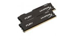 8GB Kingston DDR3L 1600 DIMM HX316LC10FBK2/8 HyperX FURY Black, Non-ECC, CL10, K..