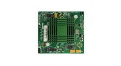 Сетевой адаптер Supermicro AOC-IBH-X3QS - Single port 40Gb/s InfiniBand or 10Gb/..