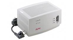 Стабилизатор напряжения APC Line-R 600VA Automatic Voltage Regulator, 3 Schuko O..