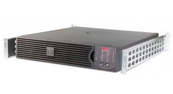 APC Smart-UPS RT (On-Line) 1000VA/700W, 230V, Extended Runtime, Tower (Rack 2U convertible), user repl. batt.,SmartSlot, PowerChute, BLACK, Marine