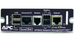 APC UPS Network Management Card 2 w/ Environmental Monitoring, Out of Band Access and Modbus