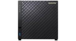 Дисковое хранилище ASUSTOR AS3204T (4 bay NAS, Tower, 2GB DDR3L, Intel Celeron Q..
