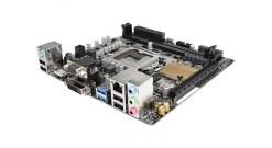 Материнская плата Asus H110I-PLUS S1151 Intel,H110,2D4,COM,U3S6 ; 90MB0PX0-M0EAY..
