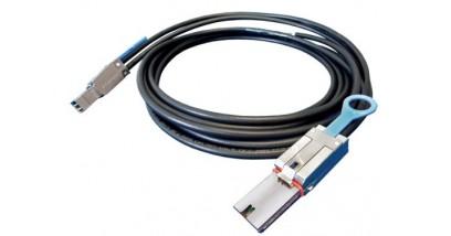 Adaptec ACK-E-HDmSAS-E-mSAS-2M (2280300) Кабель SAS внешний, 2м., разъемы SFF8644 - SFF8088