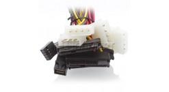 Кабель Adaptec ACK-I-HDmSAS-4SAS-SB-0.8M (2280100) Кабель SAS внутр., 80см., разъемы SFF8643 -to- 4*SFF8482+SideBand