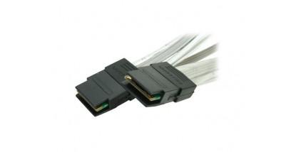 Adaptec ACK-INT-mSAS*4-to-mSAS*4-0.5M (2246800) Кабель SAS внутр.,50см, разъемы SFF8087 контроллер - SFF8087 корзина