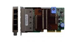 Сетевой адаптор Lenovo 7ZT7A00545 ThinkSystem 1Gb 4-port RJ45 LOM..