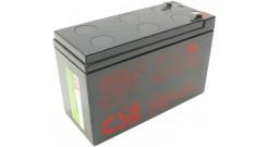 Аккумулятор CSB HR-1234WF2 (12V, 9Ah) для UPS..