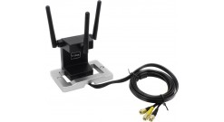 Антенна D-Link 2.4GHz 2dBi triple omni-directional antenna with base and 1...