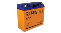 Battery Delta HR12-18 (18A/hs 12W)..