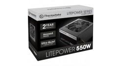 Блок питания 550W Thermaltake  Litepower ATX APFC 120mm..