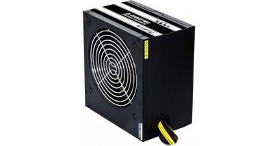 Блок питания Chieftec GPS-450A8 <450W, v.2.3/EPS, APFC, Fan 12 cm, Retail> 20+4+(4+4), 6pin*1, sata*6