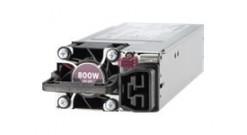 Блок питания HPE 865428-B21 800W NOT EURO Plug Flex Slot Universal Hot Plug Low Halogen Kit