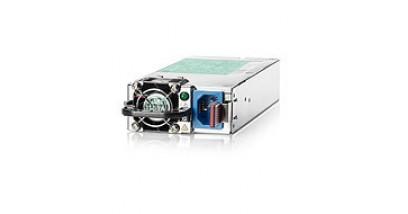 Блок питания HP Hot Plug Redundant Power Supply Platinum Plus 750W Option Kit for DL360p/380pGen8, ML350pGen8