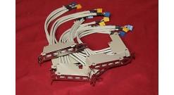 Кабель Supermicro CBL-0041L - Cable USB 2.0, 4-port w / Bracket, Pb-free
