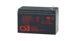 Аккумулятор CSB GPL1272 (12V, 7Ah F2) с увеличенным сроком службы..