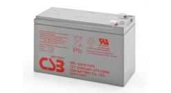Аккумулятор CSB HRL1234W (12V, 9Ah) с увеличенным сроком службы..